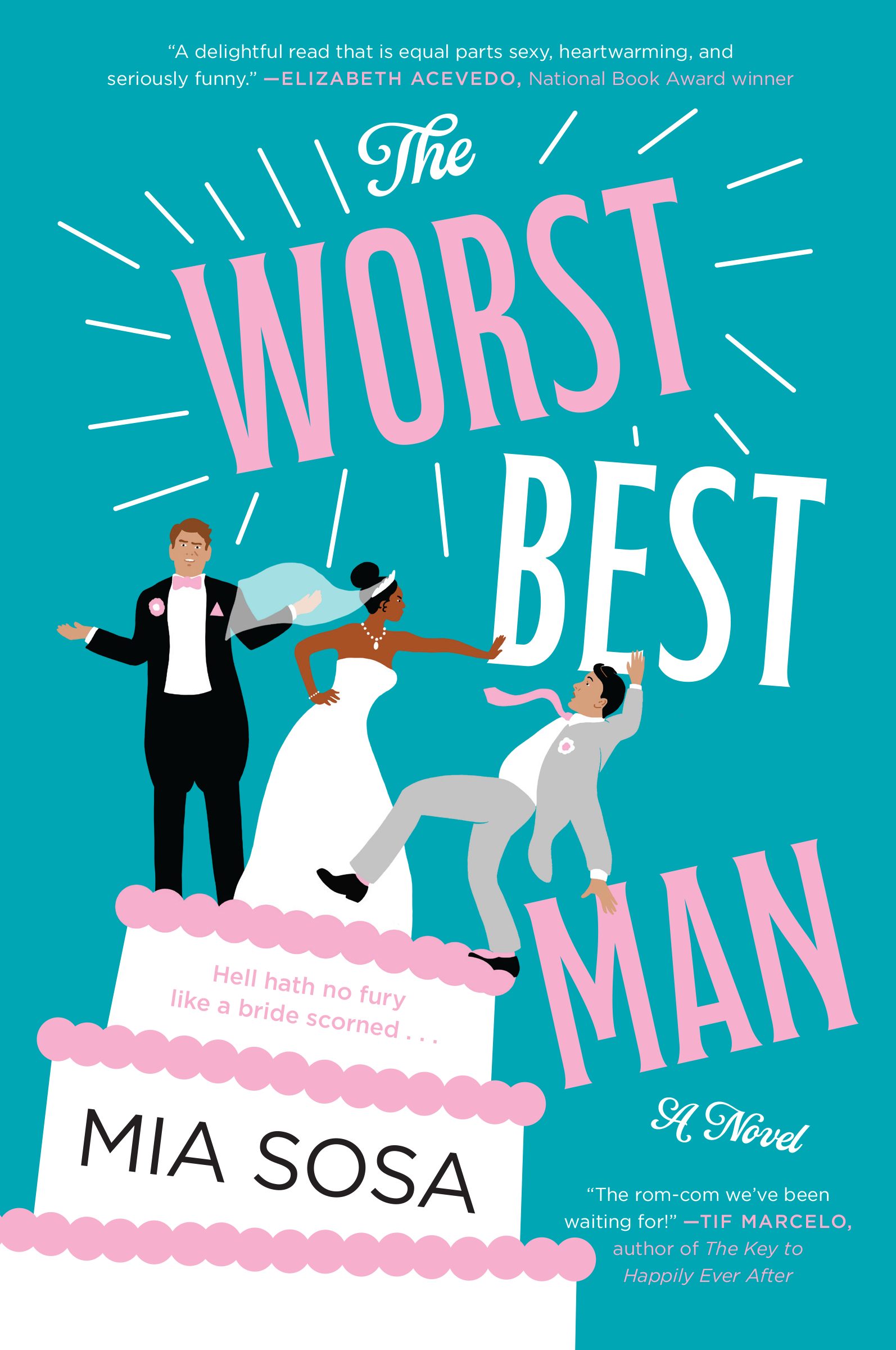The Worst Best Man by Mia Sosa